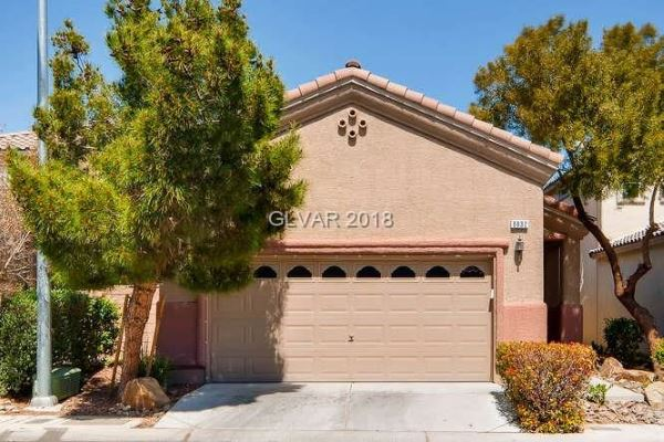 MLS #1981897 - 8832 Ashley Park Avenue, Las Vegas