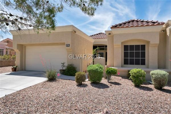 MLS #1991807 - 2801 Pinkerton Dr., Sun City Summerlin, Las Vegas