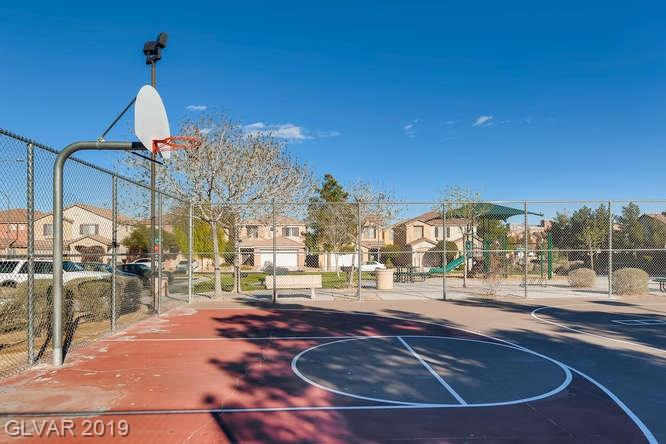Copper Creek basketball court