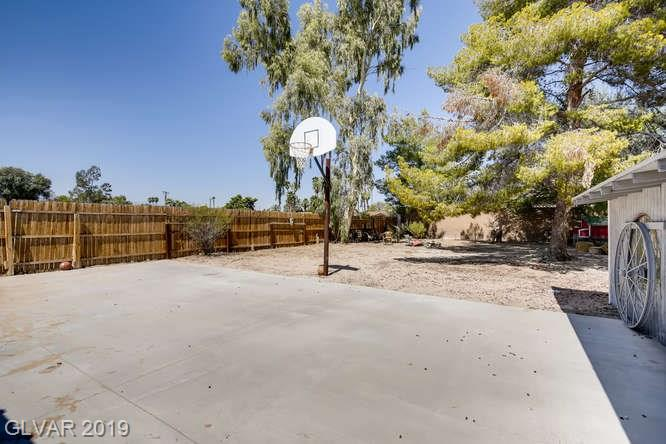 Las Vegas home - MLS #2135477 - backyard photo