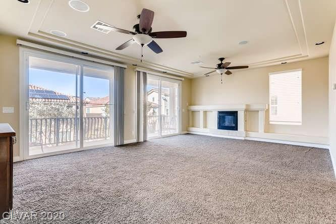 Silverado Ranch family room
