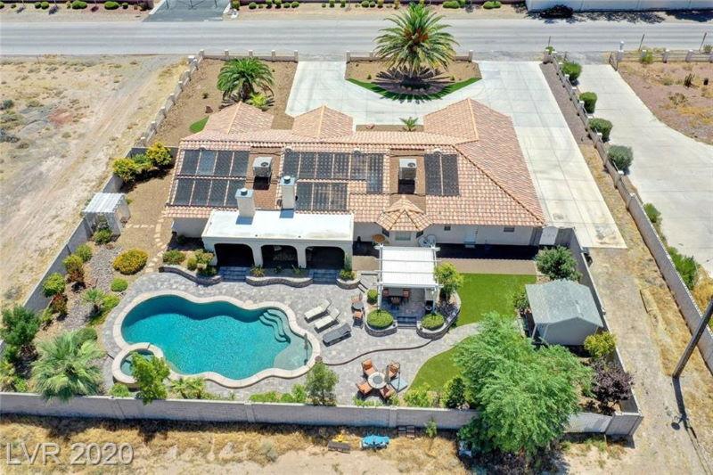 Home for sale in Las Vegas MLS 2220160