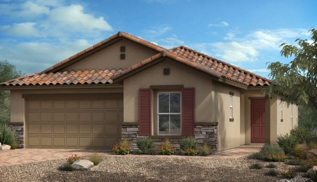 KB Homes in Centennial Ranch, North Las Vegas