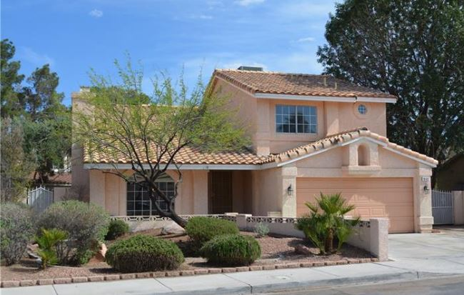 940 Derringer Lane, Henderson, NV - Whitney Ranch