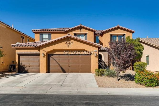 Home sold in Eldorado, Las Vegas