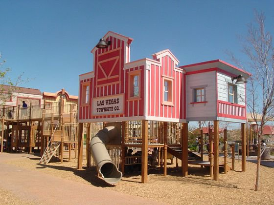 Exploration Park in Mountains Edge, Las Vegas
