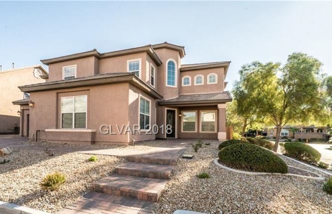 Home sold in Garrett Crossing, Las Vegas