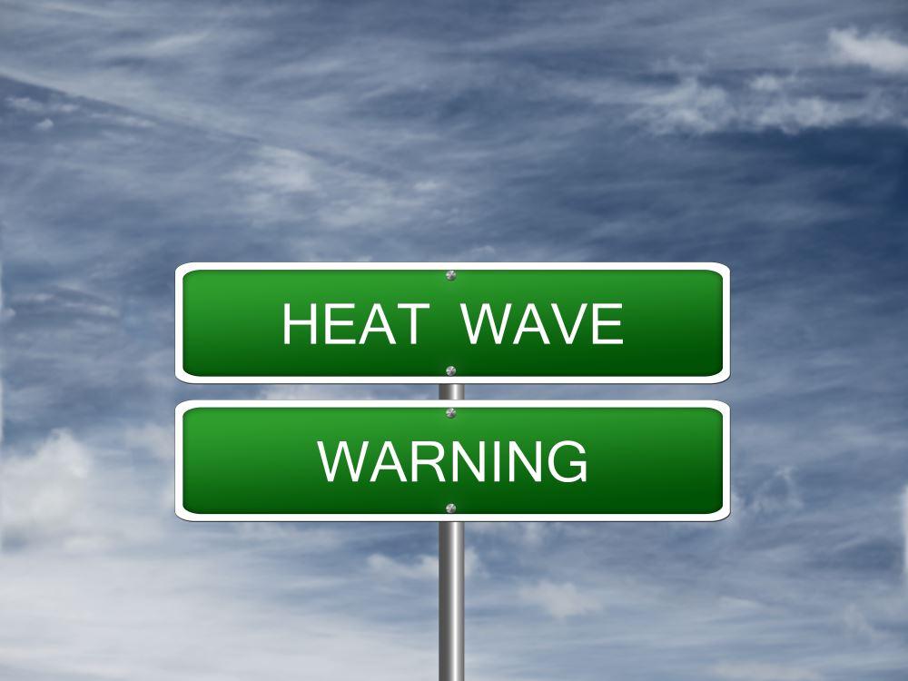 Las Vegas heatwave
