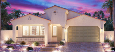 The Chorus, Lennar home at Heritage at Cadence