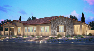 Duets, Lennar home at Heritage at Cadence