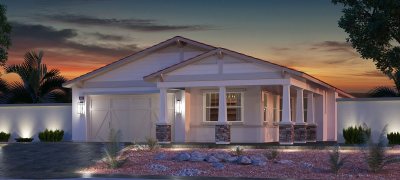 Symphony, Lennar home at Heritage at Cadence