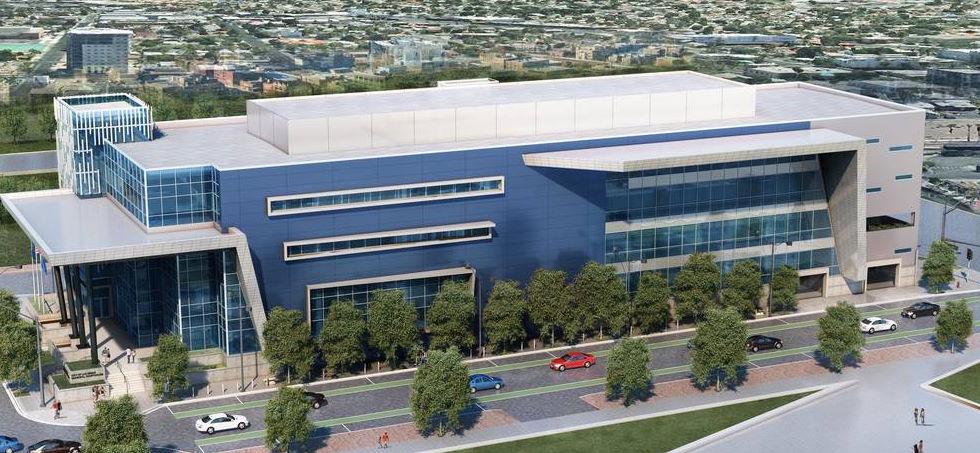 New Las Vegas Municipal Courthouse