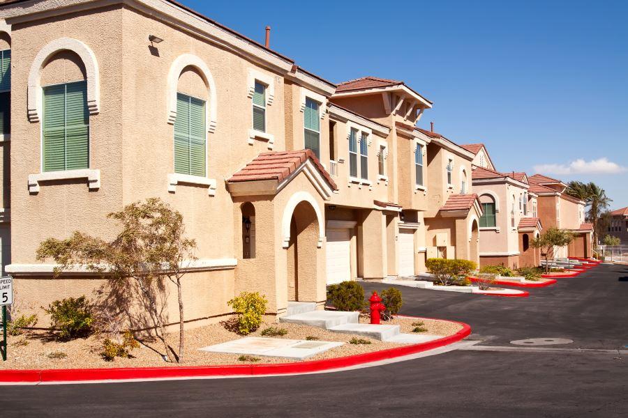 Example of a Las Vegas NV neighborhood