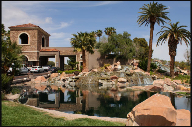 Las Vegas Gated Communities Homes For Sale