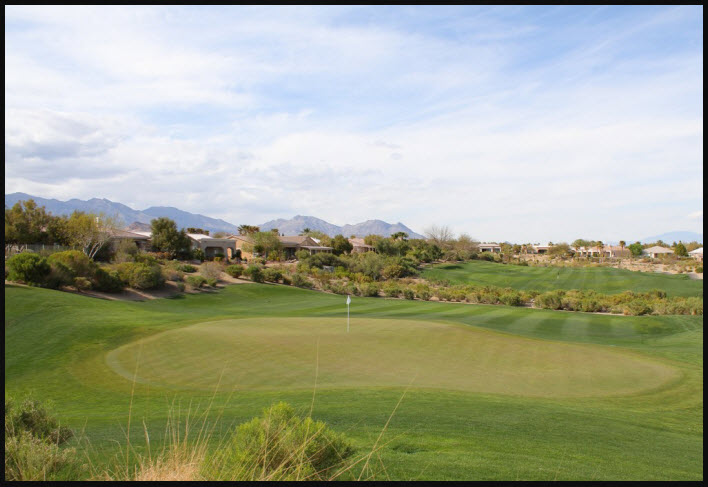 Las Vegas Golf Course Communities Homes For Sale