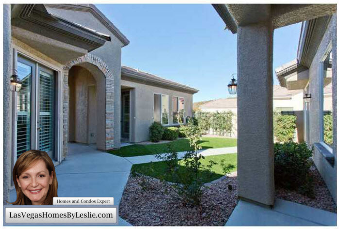 Las vegas homes with casitas or inlaw suite guest houses for Houses with inlaw suites for sale near me
