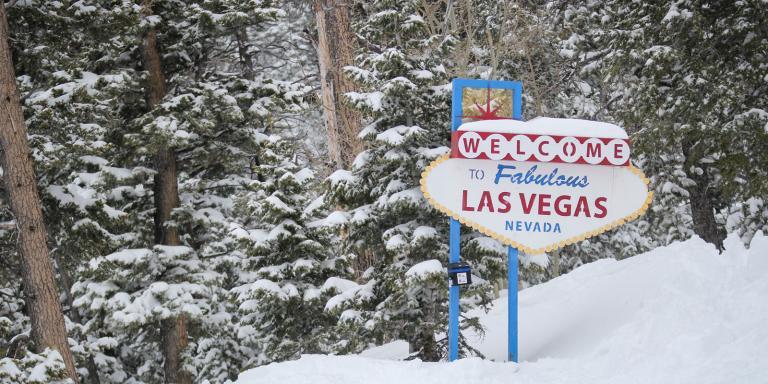 Lee Canyon Ski Resort, Las Vegas