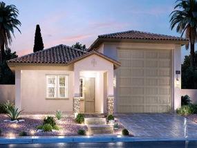 Lennar homes at Heritage at Stonebridge: Evander, Las Vegas, NV
