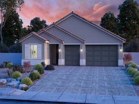Lennar Homes in Ponderosa, Las Vegas, NV