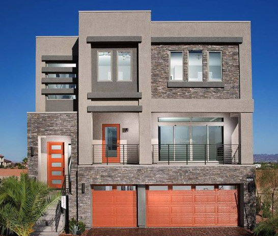 Liberty homes by American West, Las Vegas