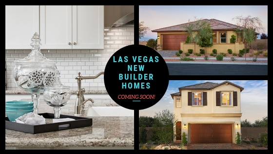 new builder homes in Las Vegas