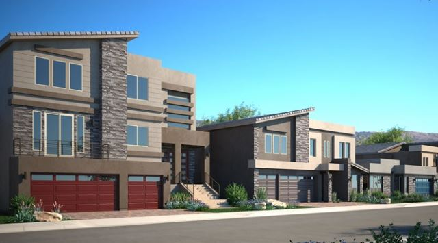 Homes by American West in Rainbow Crossing, Las Vegas