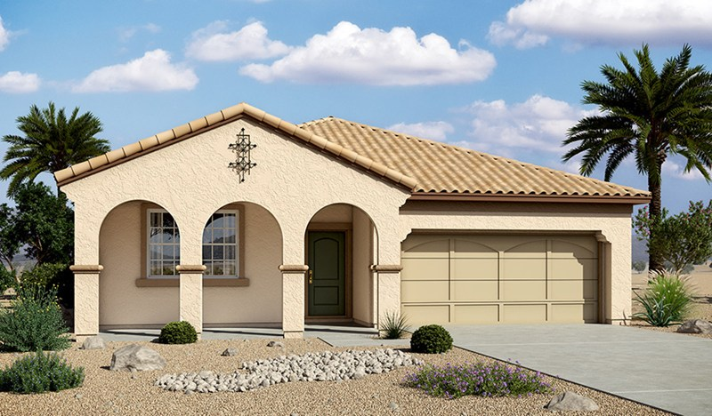 Richmond american homes las vegas nv new homes floorplans for New american home las vegas