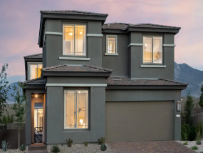 Pulte Homes The Tivoli in Starling in Summerlin, Las Vegas