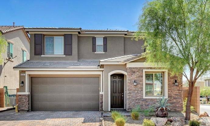 Home in Tenaya Highlands, Las Vegas