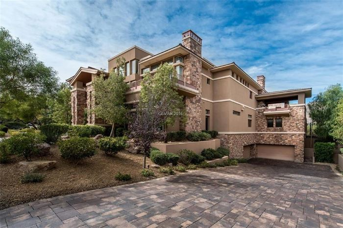 Home for sale at 26 Promontory Ridge Drive, Summerlin, Las Vegas