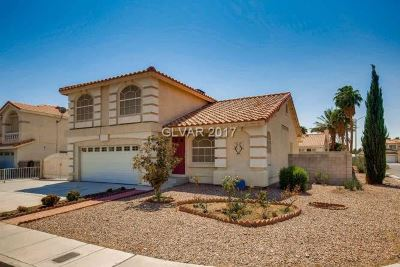 1465 Silver Knoll Ave., Las Vegas home