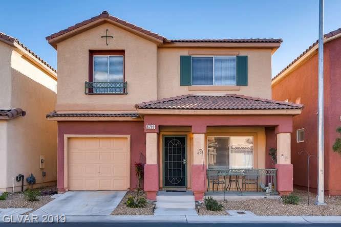 Home in Copper Creek estates, Las Vegas