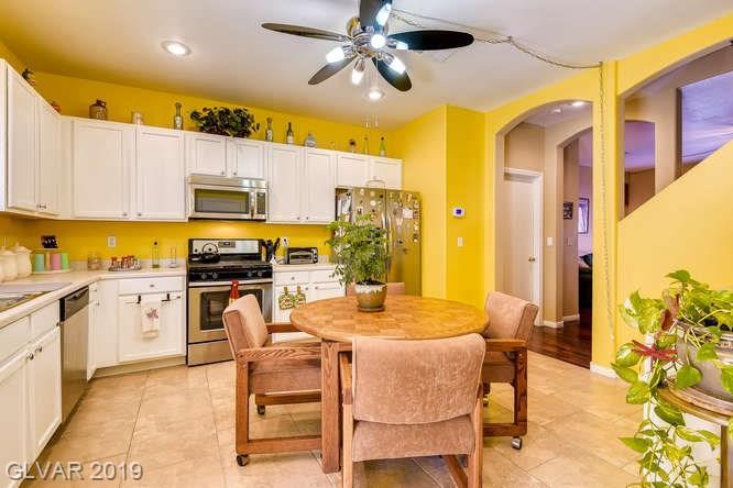 Kitchen in Copper Creek Estates home