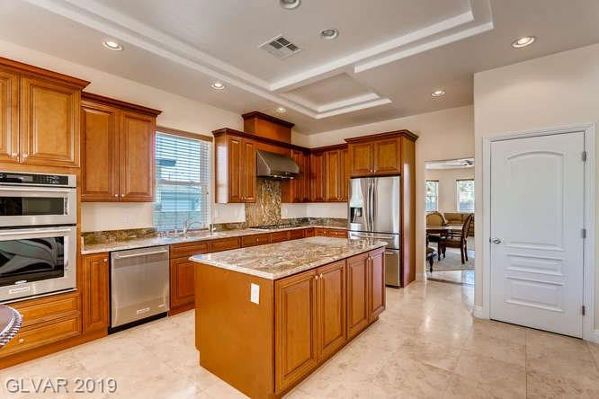 Kitchen in Silver Springs home