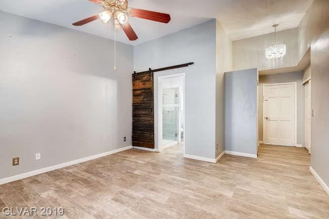 Home in The Lakes, Las Vegas - master bedroom