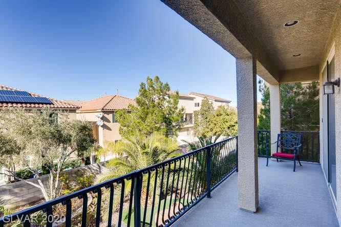 Silverado Ranch terrace