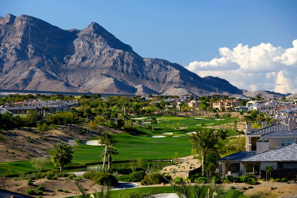 Arroyo Golf Club at Red Rock, Summerlin, Las Vegas