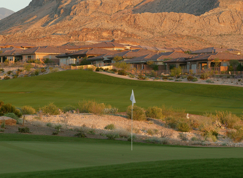 Bears Best Golf course in Summerlin, Las Vegas