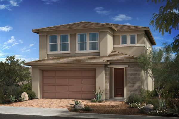 KB homes Caledonia in Stonebridge at Summerlin, Collection 1