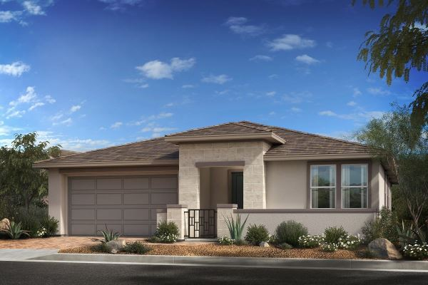 KB homes Caledonia in Stonebridge at Summerlin, Collection 2