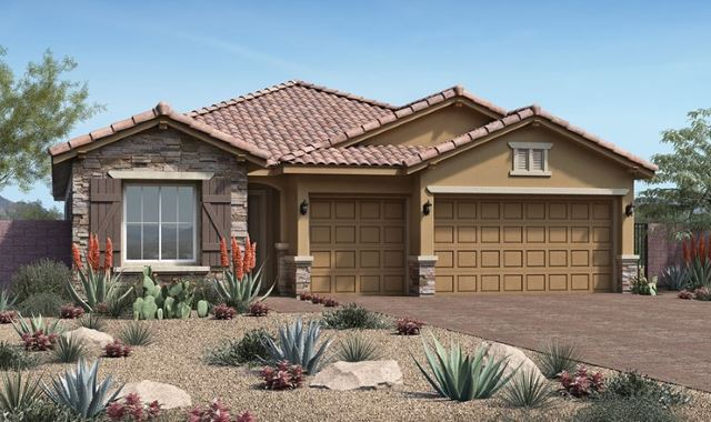 Toll Brothers home in Concord at Cadence, Henderson