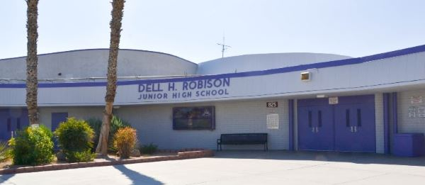 Dell H. Robinson Middle School - strange happenings