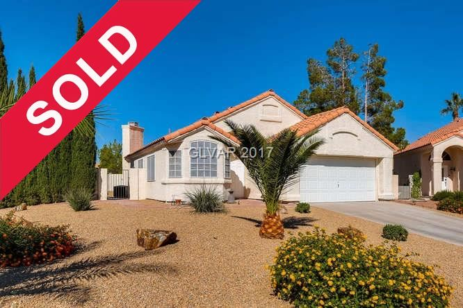 Las Vegas home by Leslie sold