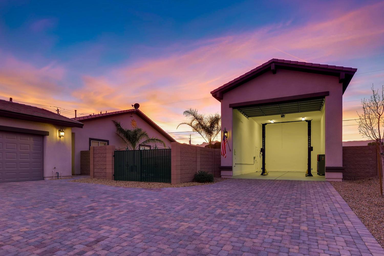 Henderson Nv Homes With Rv Parking Garage