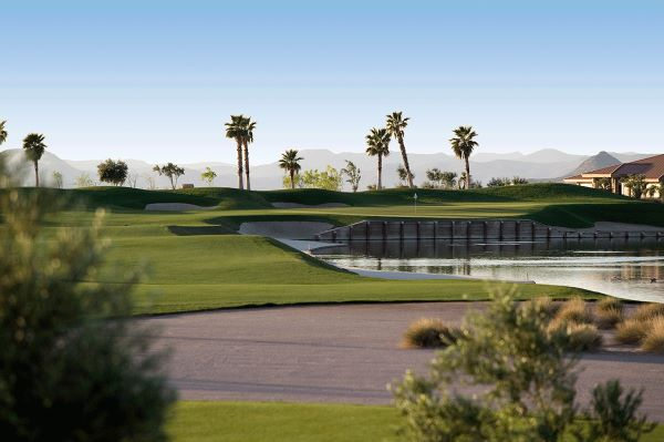 Highland Falls golf course in Sun City, Summerlin LV