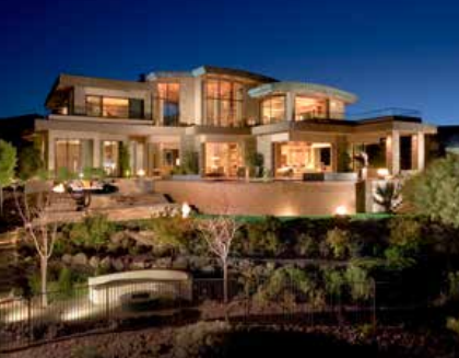 Home in The Ridges, Summerlin, Las Vegas