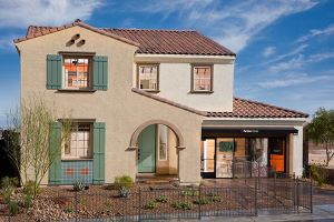 Horizon Terrace by Pardee Homes, model 1A