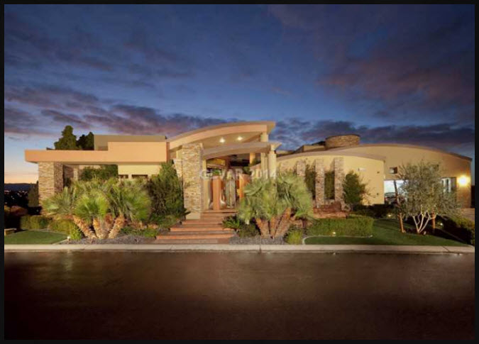 Las Vegas Luxury Homes And Estates
