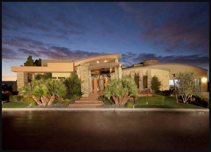 Great Las Vegas Luxury Homes And Estates