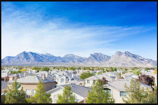 Las Vegas Neighborhoods Homes For Sale In Las Vegas